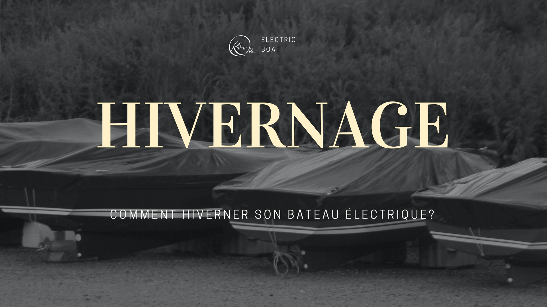 Hivernage de bateau électrique neuf et d'occasion