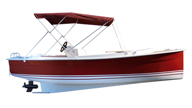 définition bateau électrique