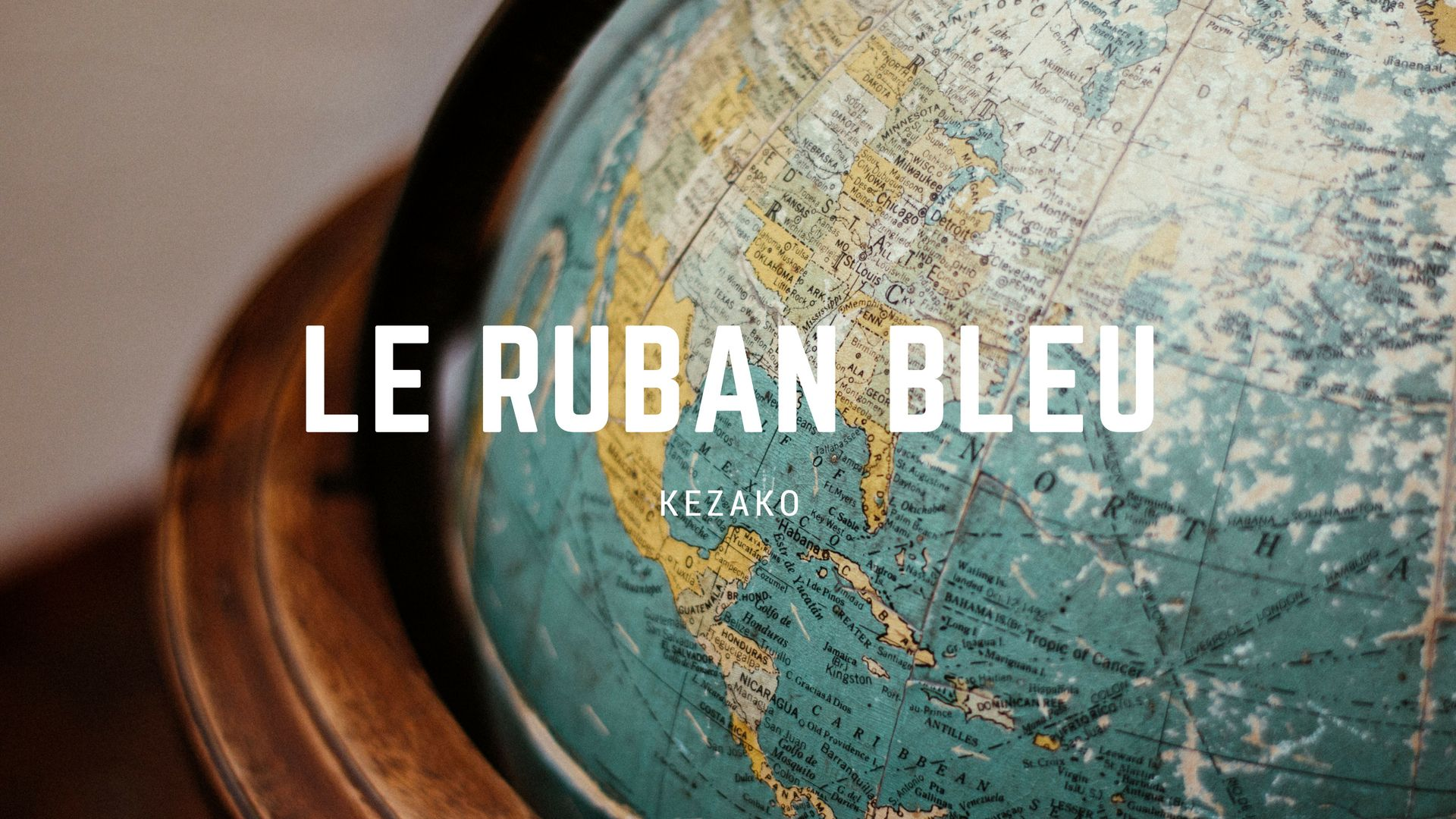 Qu'est-ce que la course du Ruban Bleu?
